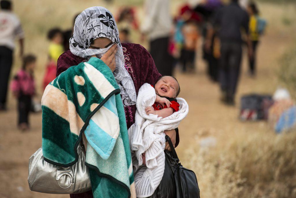 IMAGE: UNHCR Photo Unit / Flickr Creative Commons.