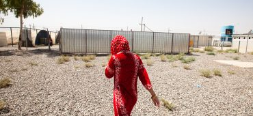 From Iraqi Kurdistan: stories of Syrian and Iraqi women on the run