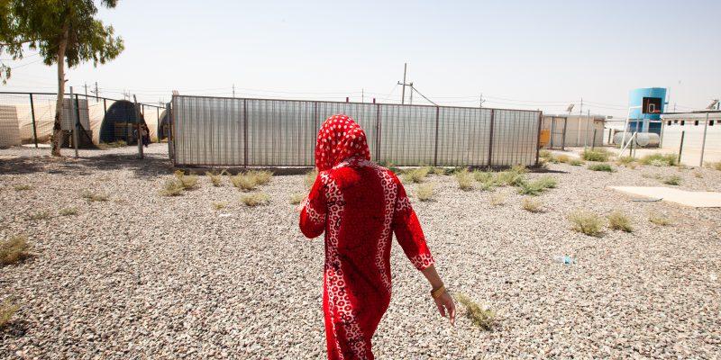 Donne in fuga: lettere dal Kurdistan iracheno
