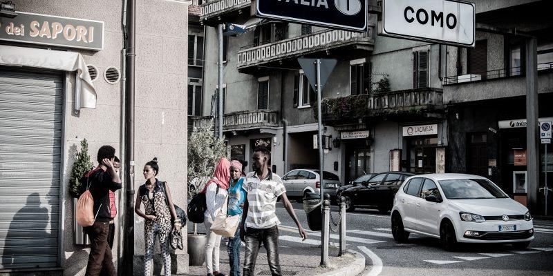Como, la nuova frontiera calda d'Italia