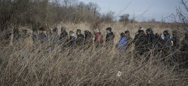 The people helping migrants stranded between Serbia and Hungary