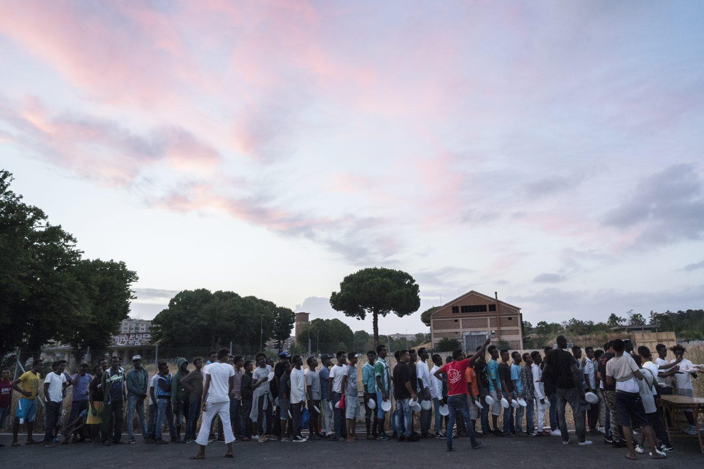 Roma unica capitale in europa senza piano accoglienza for Dsc allarmi