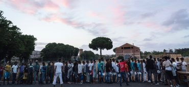 Rome: the only European capital with no official plan for migrants