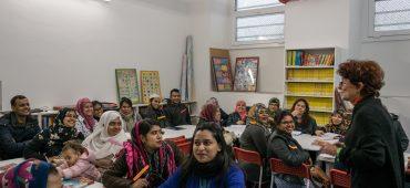 Una biblioteca interculturale per l'integrazione a Roma