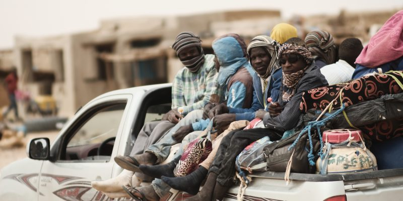 """I'm not a criminal"": the story of a former passeur in Niger"