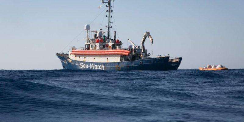 """""""Diventa sempre più pericoloso"""": intervista con Axel Grafmanns di Sea Watch"""