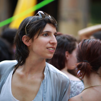 Elly Schlein, relatrice della riforma di Dublino per il Gruppo europeo dei socialisti e Democratici (foto: Francesco Pierantoni su licenza CC BY 2.0)