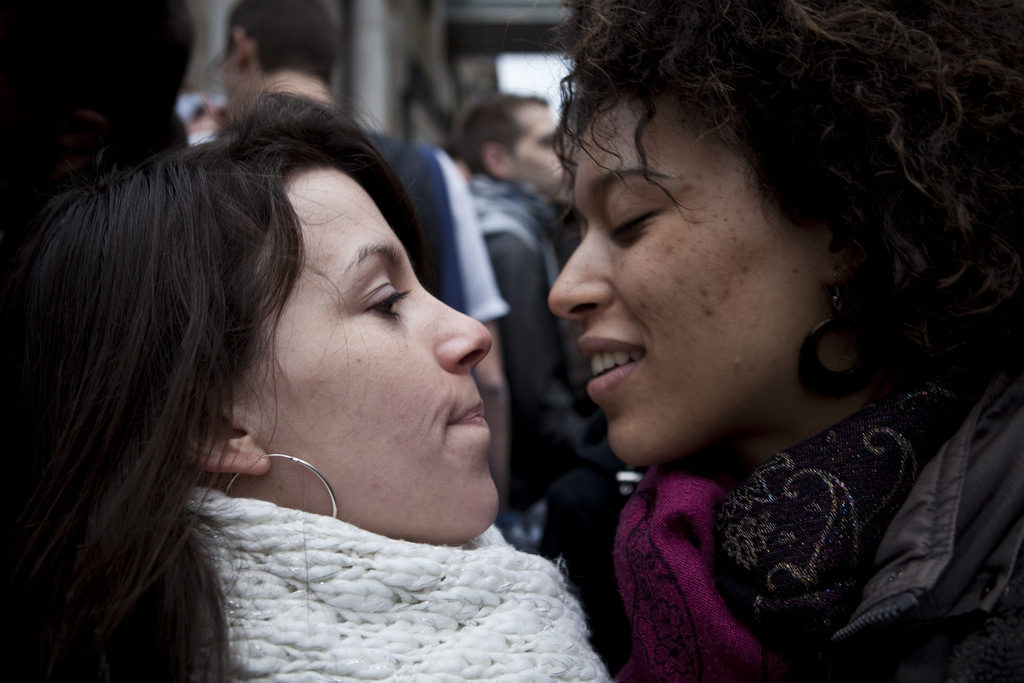 Philippe Leroyer, San Valentino di SOS Racisme a Parigi (licenza CC BY-NC-ND 2.0