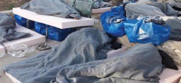 In un dossier la vita impossibile nell'hotspot di Lampedusa