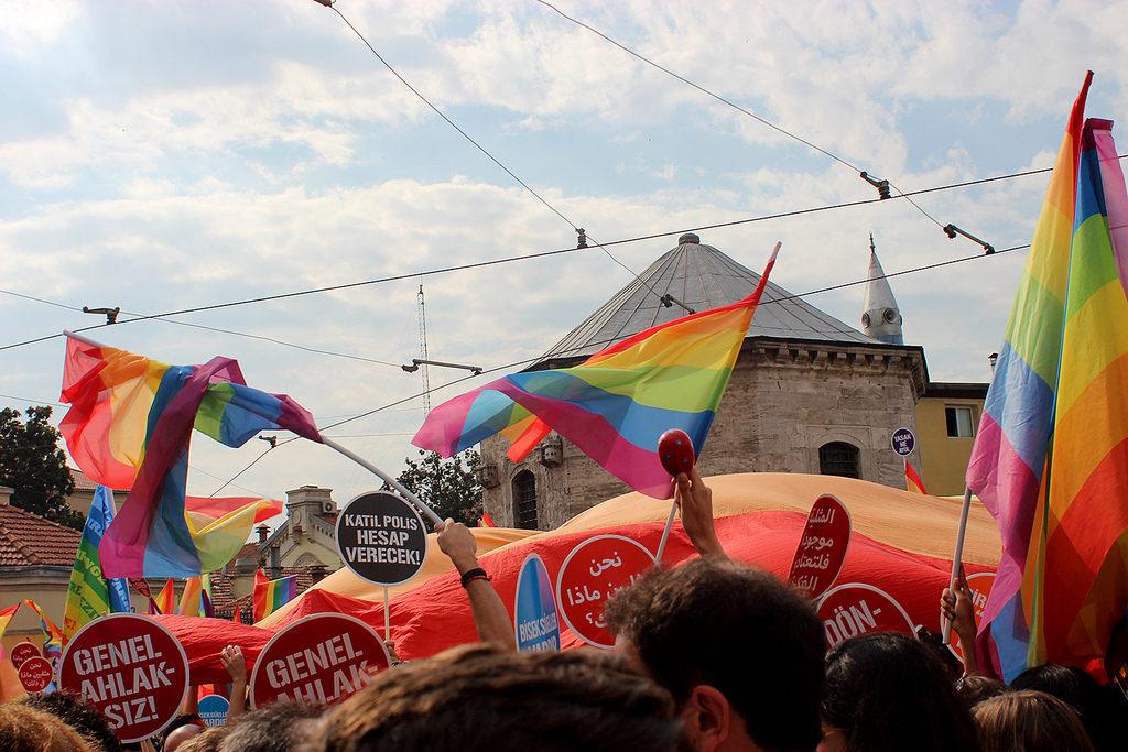 Pride di Istanbul, 28 giugno 2013 (foto: Erin Gobro su licenza CC BY-NC 2.0)