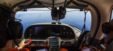 Moonbird: l'aeroplano che avvista le barche da salvare