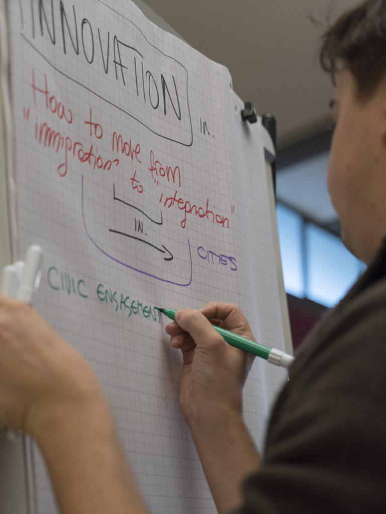 Innovazione e integrazione. Foto: Fabrizio Albertini