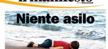 Le morti in mare: come cambia il racconto dei media