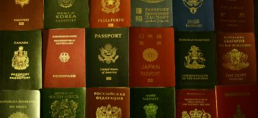 Global digital identity – goodbye to national passports? The new geography of human rights.