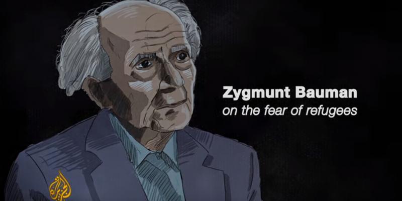 Zygmunt Bauman - Al Jazeera