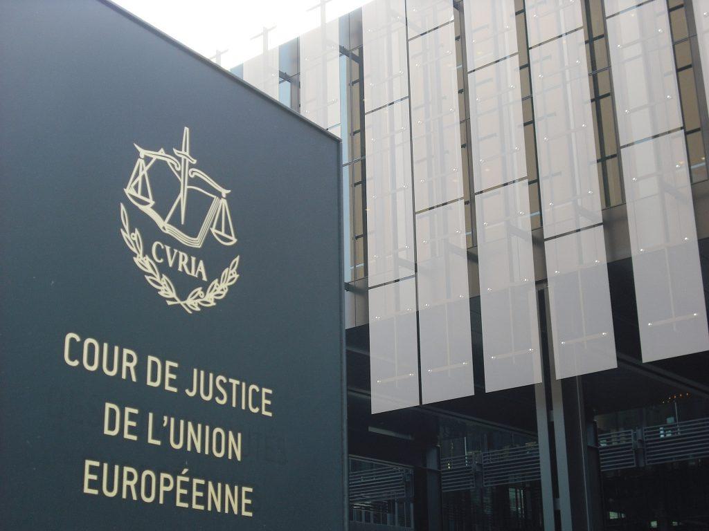 Foto: la Corte Europea di Giustizia (CC BY-NC-ND 2.0).