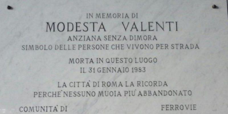 via Modesta Valenti