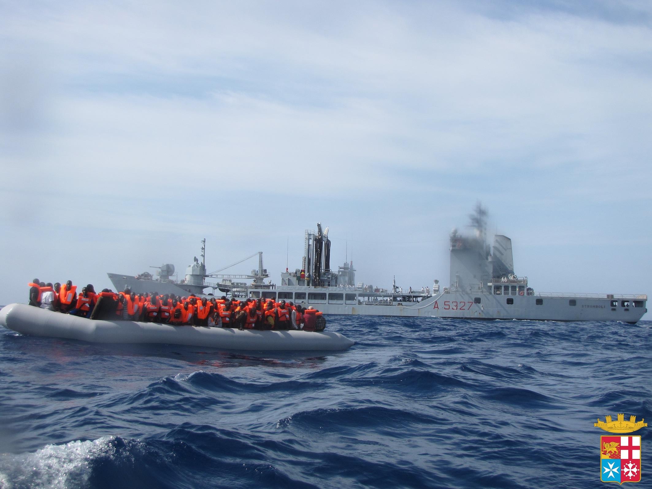 Foto: Marina Militare (CC BY 2.0).