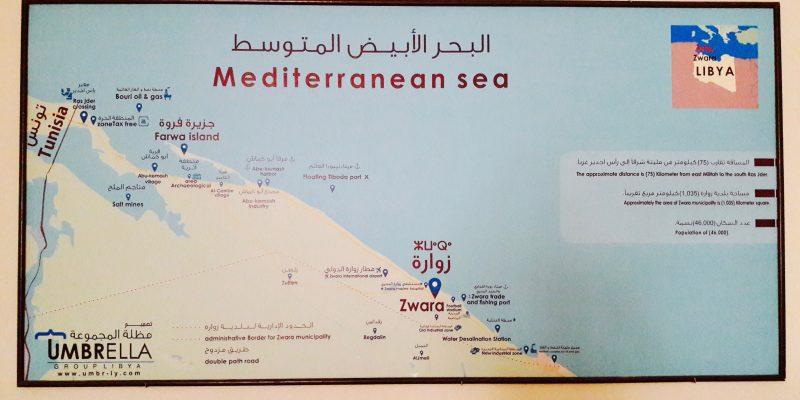 Zuwara, Libia: la città che ha detto basta alle morti in mare
