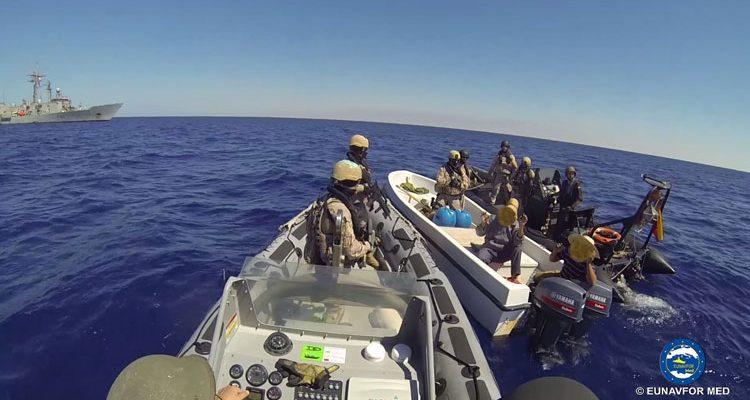Chi comanda i traffici di esseri umani in Libia?