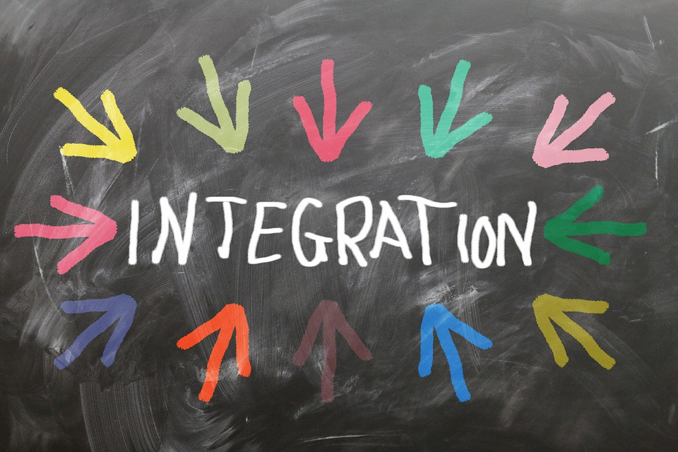 Integration via Pixia