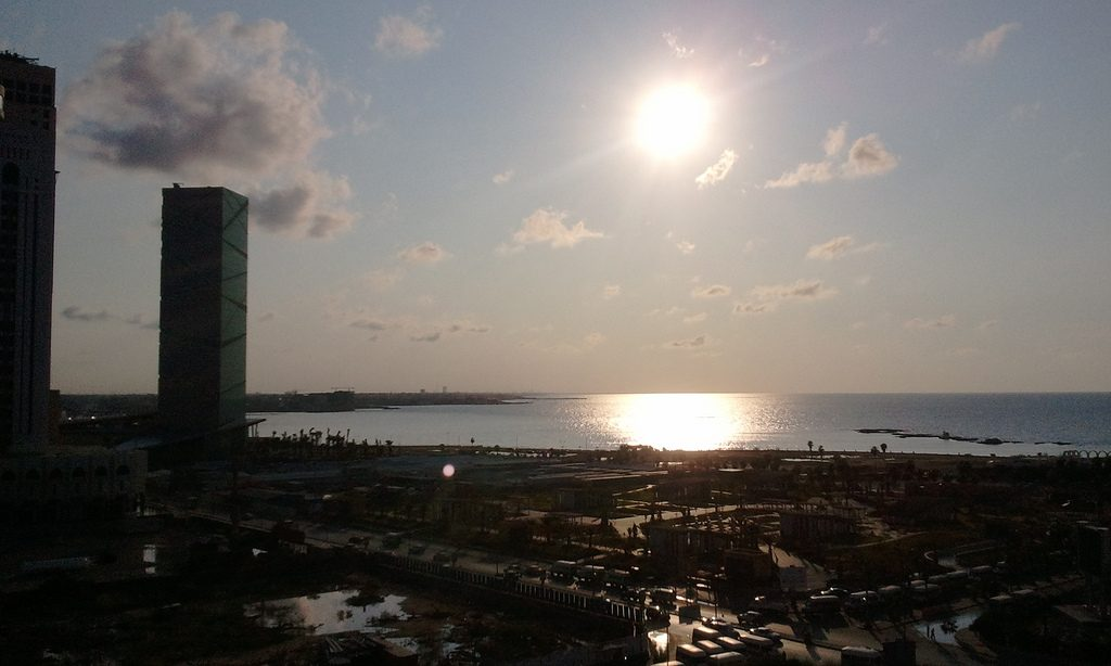 Tripoli (foto: Tarek Siala, CC BY 2.0)