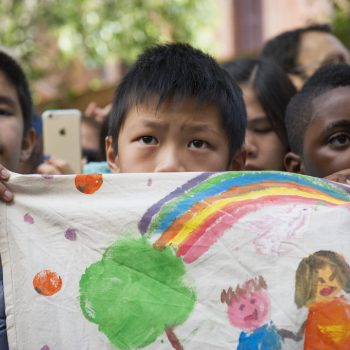 protezione internazionale - foto via United Nations Photo