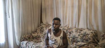 Kofi Wilson, colpito da un proiettile a Macerata