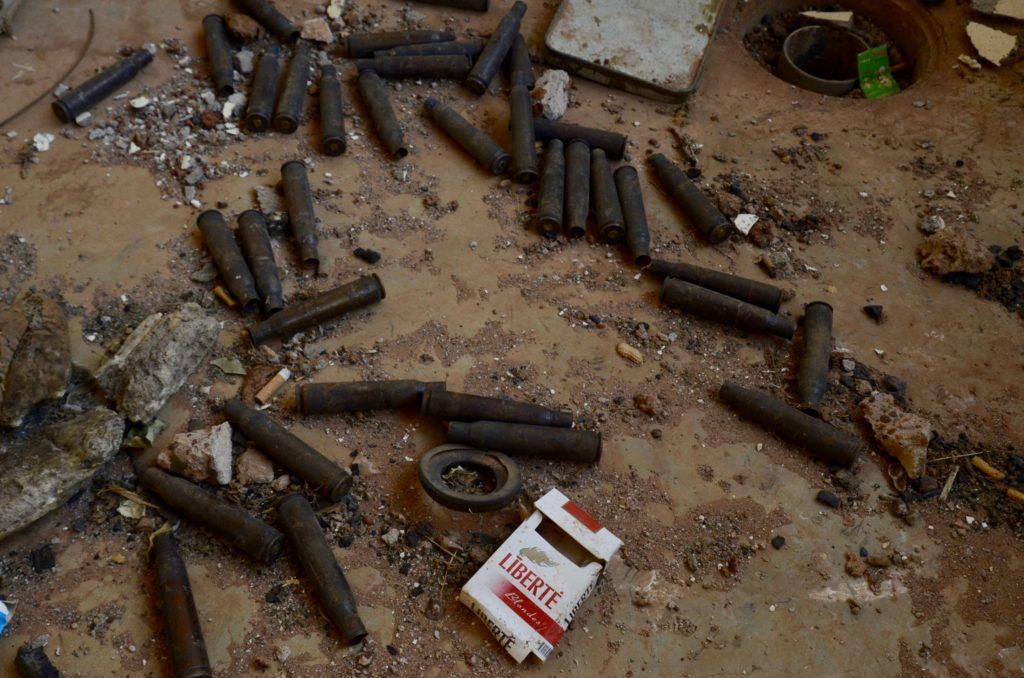 Mali, segni del recente conflitto, 2013 (foto: Sara Prestianni)