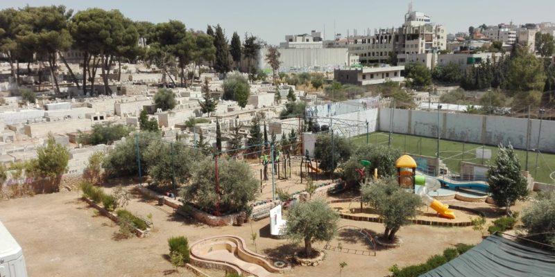 Viaggio tra i rifugiati palestinesi di Betlemme