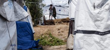 Moria: A mental health crisis at Europe's shores