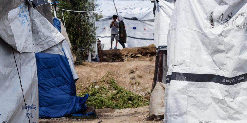 Moria: la crisi della salute mentale alle porte d'Europa