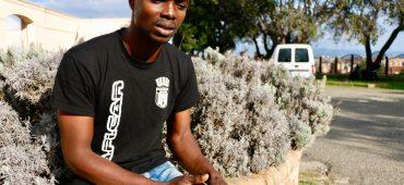 Storia di Peter: il richiedente asilo eroe che non si è mai arreso