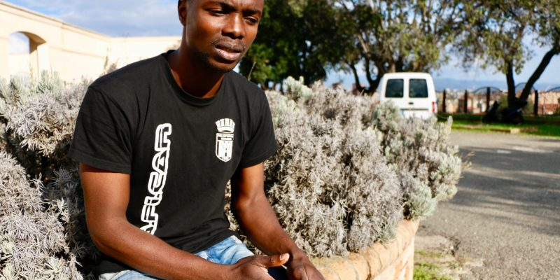 The story of Peter, the asylum seeker who never gave up