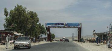 Kabul, fra guerra e negoziati, la città che resiste
