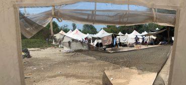 Un anno di violazione sulla Balkan Route