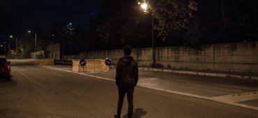 Rome: the invisibles of Piazzale Spadolini
