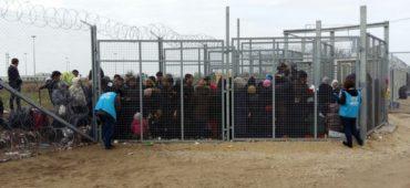 Le zone di transito ungheresi sono state finalmente chiuse