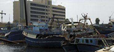 I pescatori italiani ostaggio di Haftar in Libia