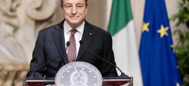 Il primo Consiglio Europeo in cui Draghi si occuperà di migrazione