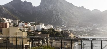 Ceuta, frontiera Sud d'Europa
