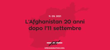 L'Afghanistan 20 anni dopo l'11 Settembre