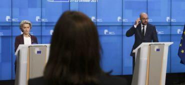 Europa e muri: a Bruxelles vince l'ambiguità